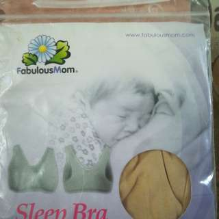Fabulous Mom Sleep Bra Size S