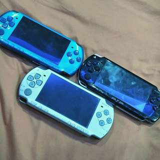 PSP RENTALS