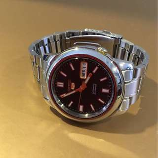 Seiko 5 Automatic Watch ( Preowned )