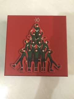 EXO MIRACLES IN DECEMBER ALBUM [CHI VER]