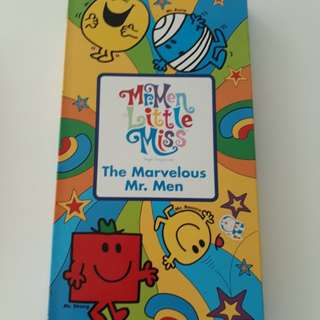 Mr. Men - the marvelous Mr. Men collection x 8 books