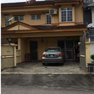 Damai Perdana Double Story House For Sales (Urgent)