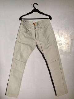 Bench Slim Fit Gray Pants