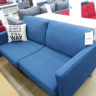 Sofa 2 Seater Bisa Dicicil Tanpa Kartu Kredit DP 0% Proses Cepat