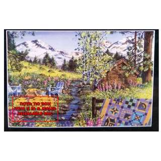 Jigsaw Puzzle - 500 pieces - Sister's Sampler