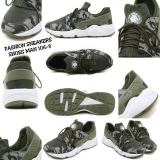 FASHION SNEAKERS SHOES FOR MAN Kode L06-3#12