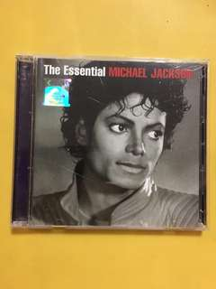 (Reserved) Michael Jackson Cd