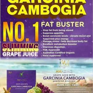 Garcinia Cambogia Slimming Grape Juice