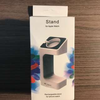 Rechargeable stand for Apple Watch