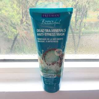 NETT - FREEMAN Dead sea minerals Anti-Stress Mask