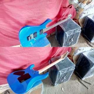 Gitar ibanez Elektrik