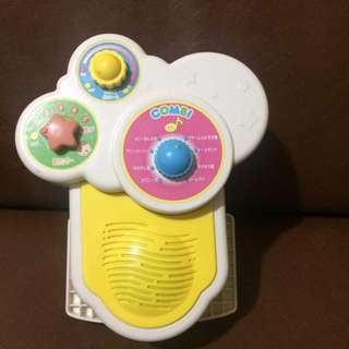 Baby Crib Musical Toy
