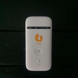 Umobile Broadband Mifi