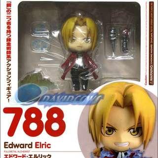 鋼之鍊金術師 愛德華 good smile 788 Edward