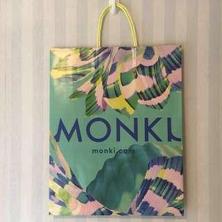 Monki 大紙袋