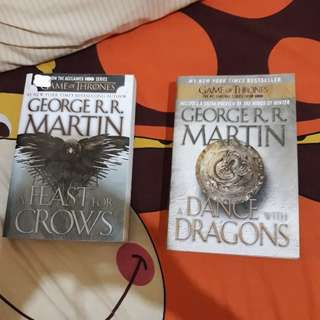 Game Of Thrones - Book 4