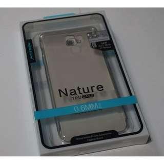 Nillkin Nature Tpu Case for Samsung Galaxy J7 prime (gray)