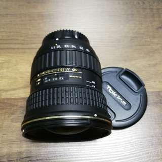 Tokina 11-16mm F2.8 AT-X 116 PRO DX II FOR NIKON