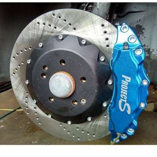 big brake kit for almost all car avail by order and customise avail also