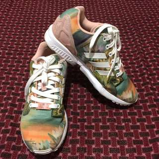 🎉PRELOVED ADIDAS ZX FLUX🎉