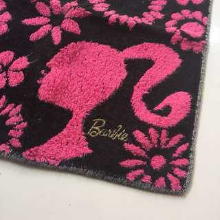 Barbie towel handkerchief