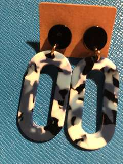 BN earrings