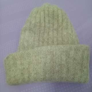 Authentic wool beanie
