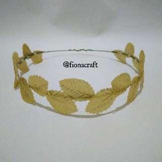 Flower Crown Gold