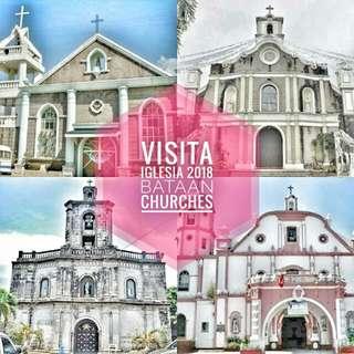 Visita Iglesia 2018 (Bataan-Pampanga)