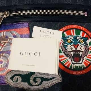 Authentic Gucci bag rush sale