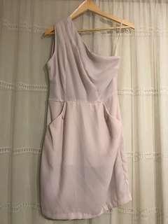 Light pink Bariono dress