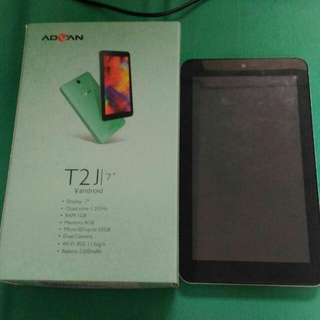 Advan T2J VANDROID SECOND BEKAS PRELOVED