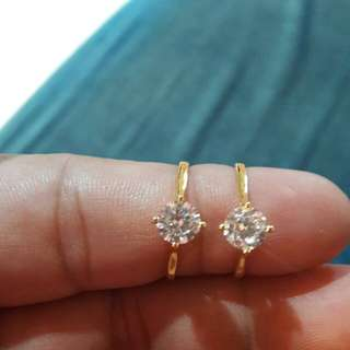 18k saudi gold sizes 4 and 5.5