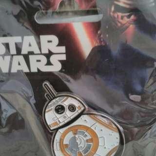 Starwar BB pin (Disney)