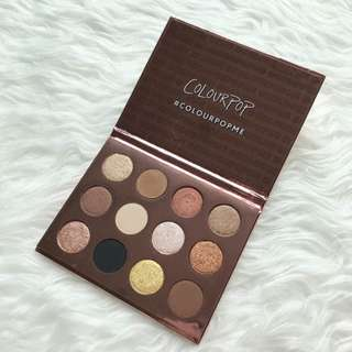 COLOURPOP - I Think I Love You Eyeshadow Palette