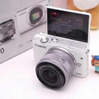 Promo Canon EOS m10 Cicilan 6 bulan