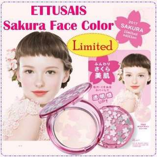 Ettusais Limited Edition Quick Fix Pore Concealer Touchup Powder
