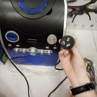 Karaoke machine without mic