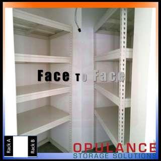 Heavy Duty Boltless Racks FaceToFace