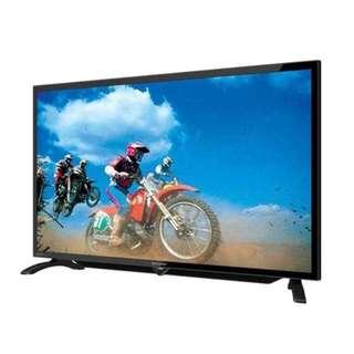 Sharp LED TV 40 INCH (Cash & Kredit)