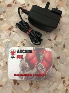 Arcadepie Games Console