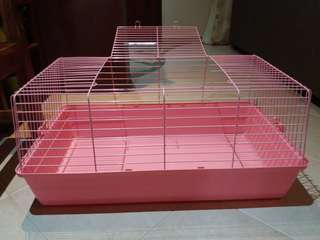 Guinea Pig / Hamster / Cat Cage