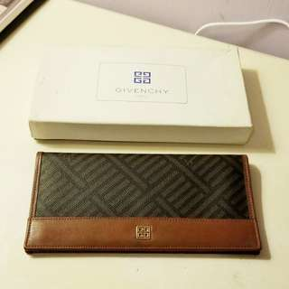 Givenchy 古董銀包 vintage wallet