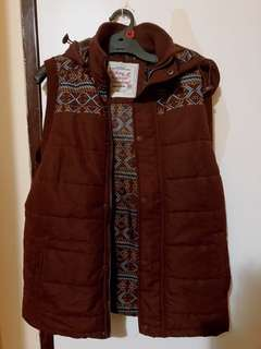 Winter vest / jacket