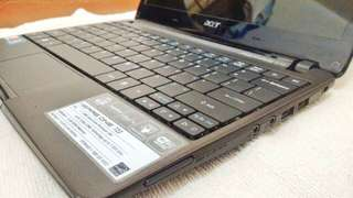Acer Aspire One 722 500gb 4gb Espresso Black