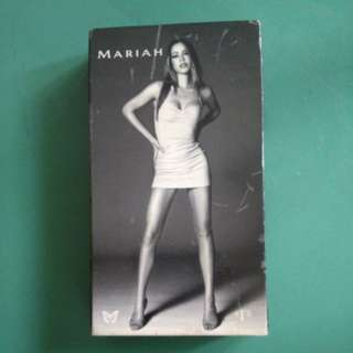 Original Mariah Carey VHs