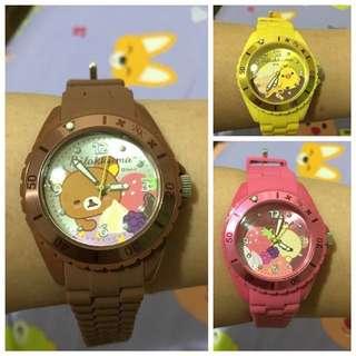 Rilakkuma 錶