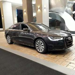 Audi A6 for rent