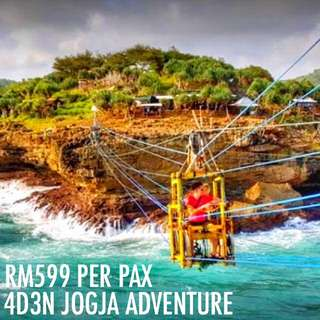 4D3N JOGJA ADVENTURE