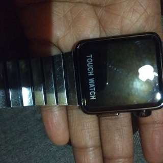 Iphone touch watch